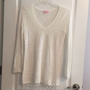 NWOT Lilly Pulitzer Coverup